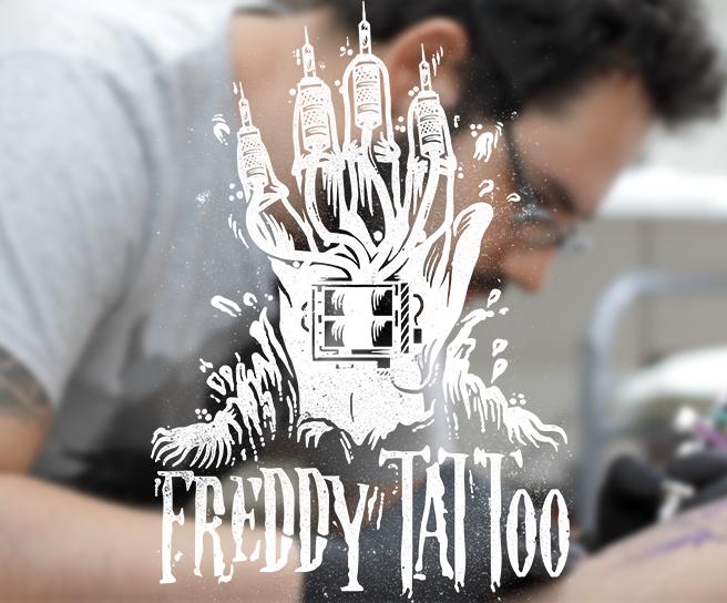 Freddy Tattoo