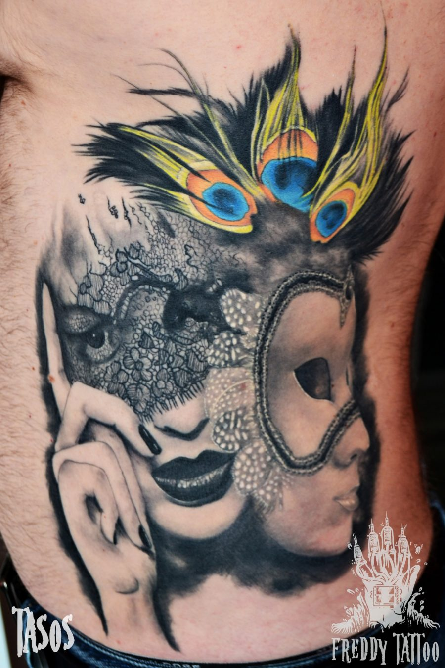 Freddy Tattoo Studio 10
