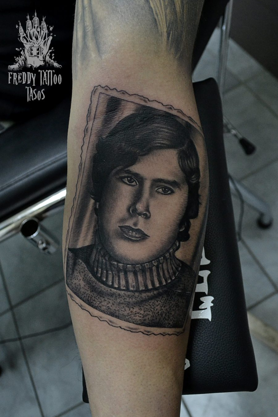 Freddy Tattoo Studio 110