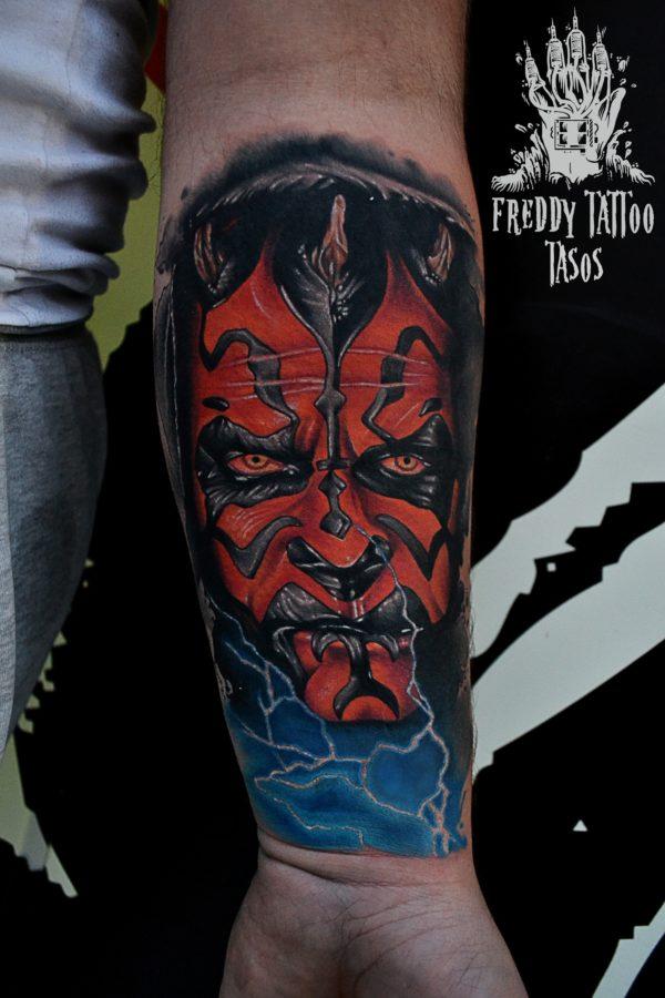 Freddy Tattoo Studio 117