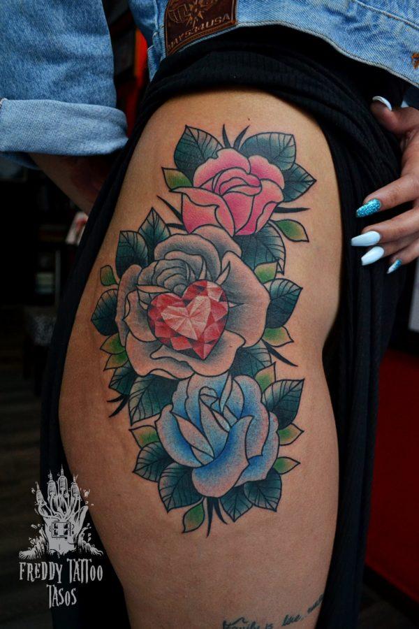 Freddy Tattoo Studio 120