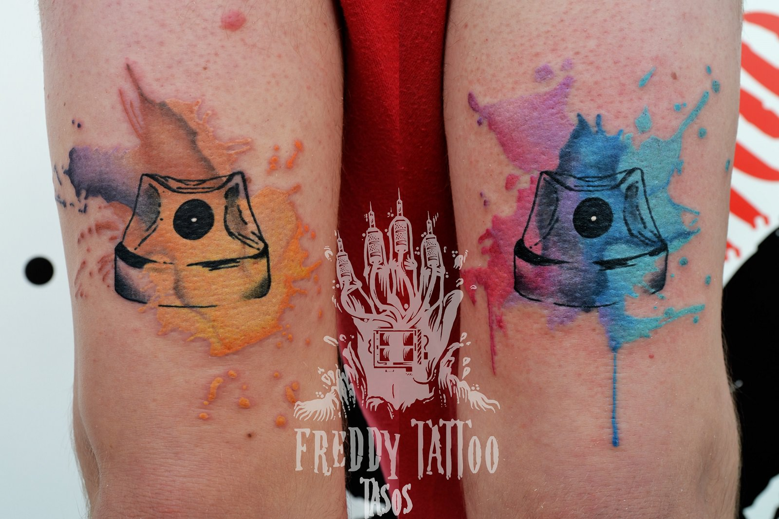 Freddy Tattoo Studio 17