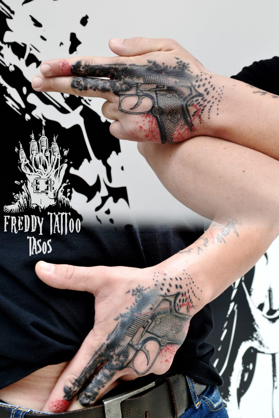 Freddy Tattoo Studio 21