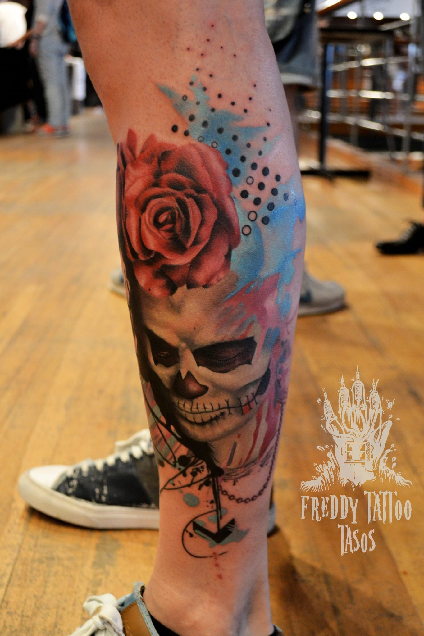 Freddy Tattoo Studio 23