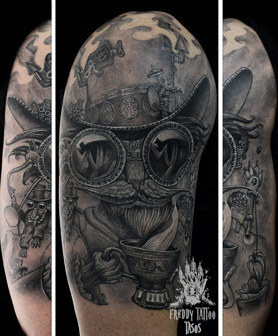 Freddy Tattoo Studio 29