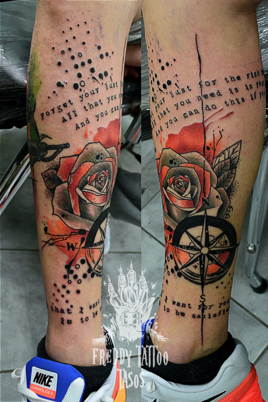 Freddy Tattoo Studio 41