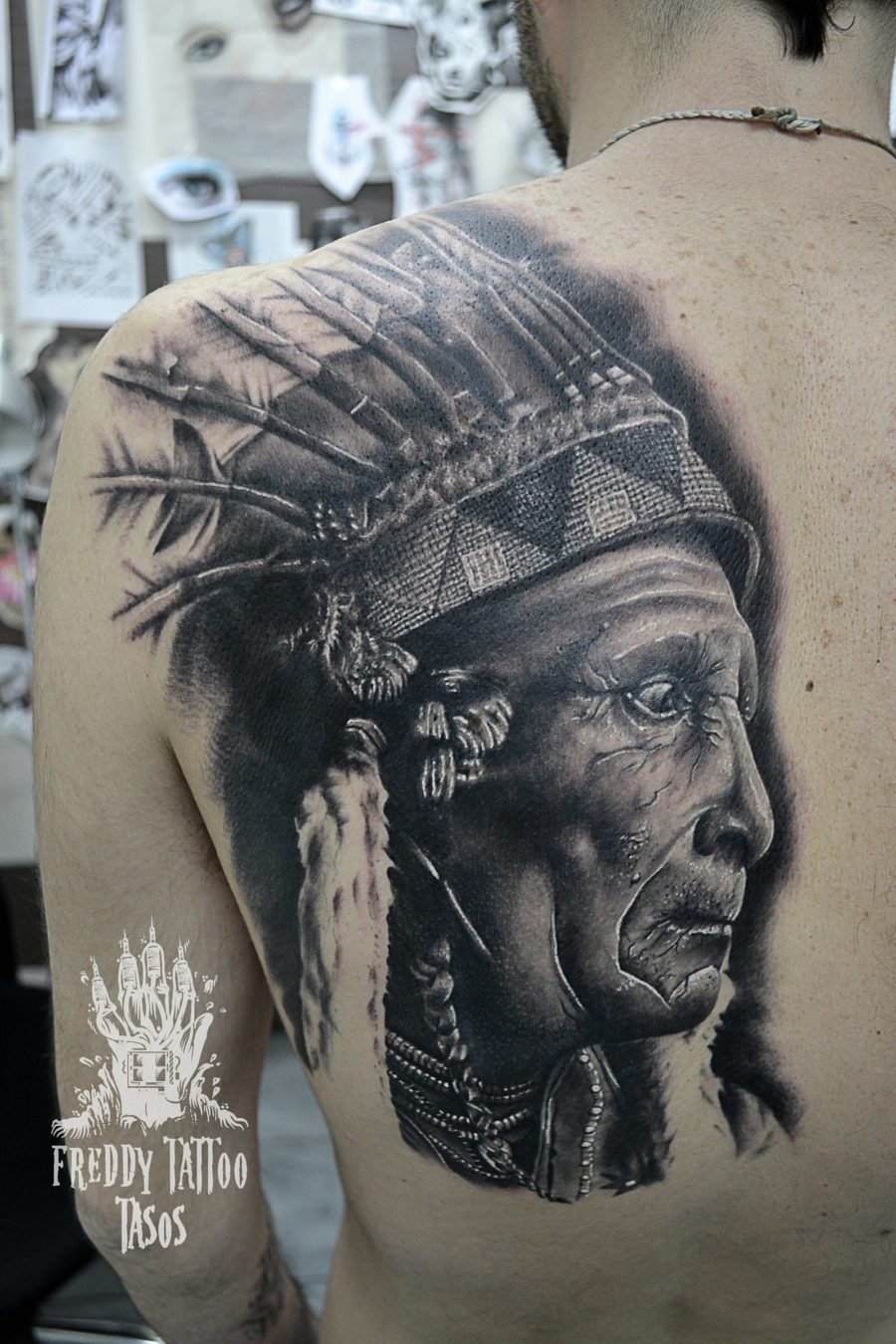 Freddy Tattoo Studio 49