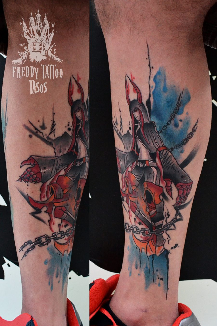 Freddy Tattoo Studio 56