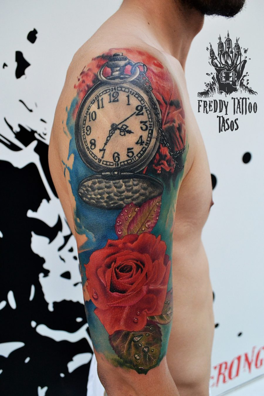 Freddy Tattoo Studio 60