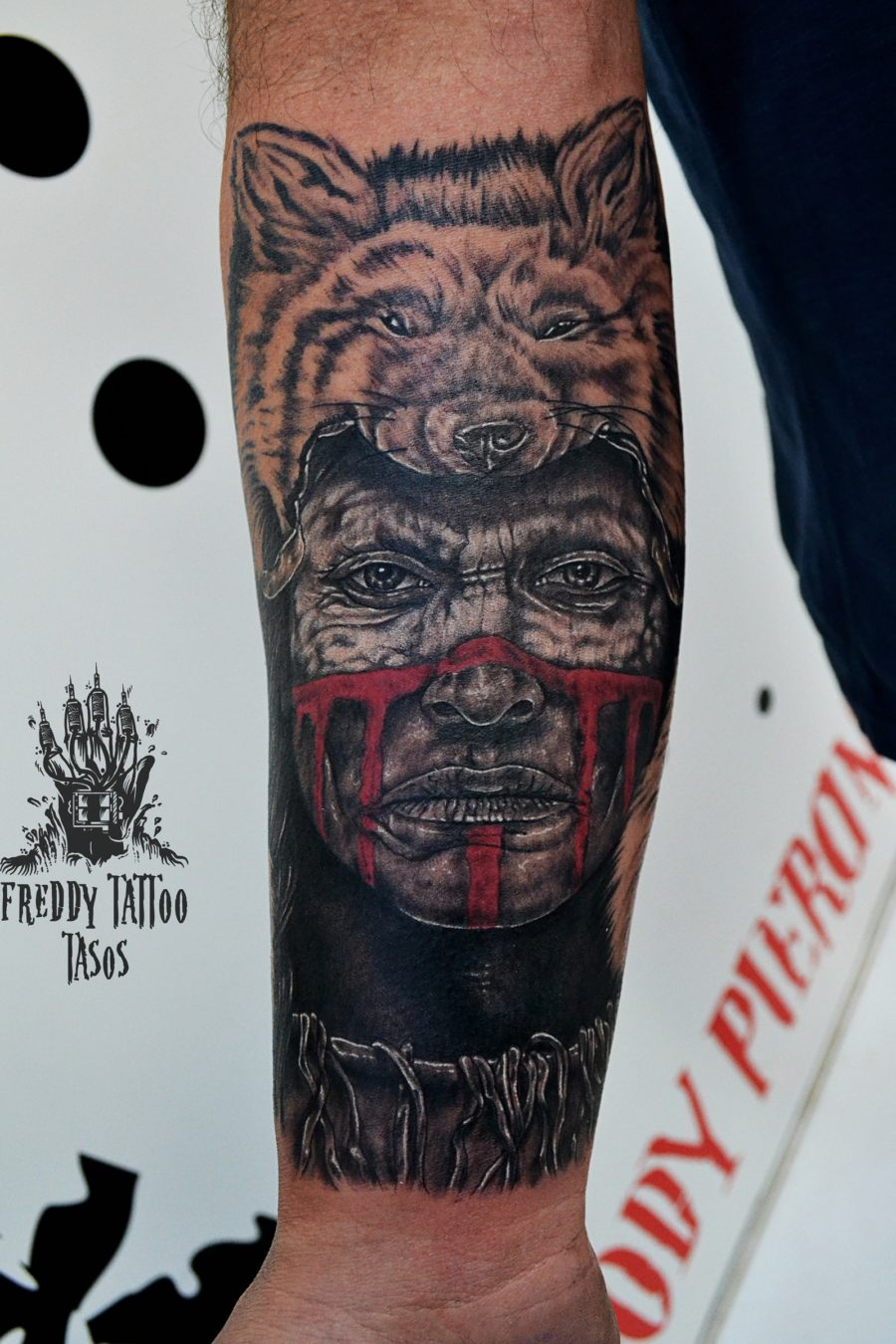 Freddy Tattoo Studio 98