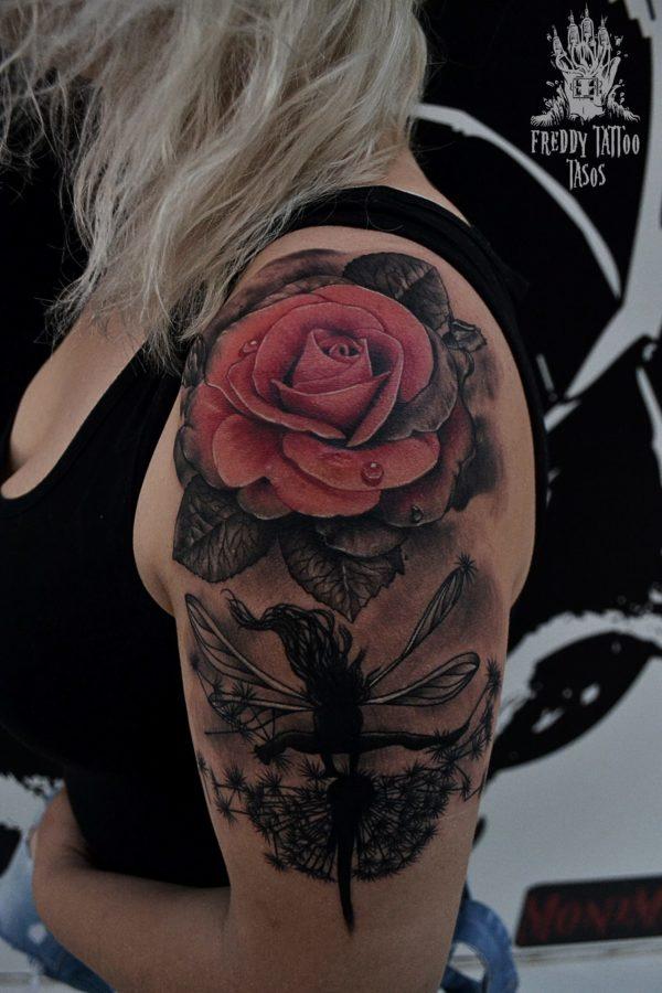 Tasos Freddy Tattoo Studio – Tattoo 200