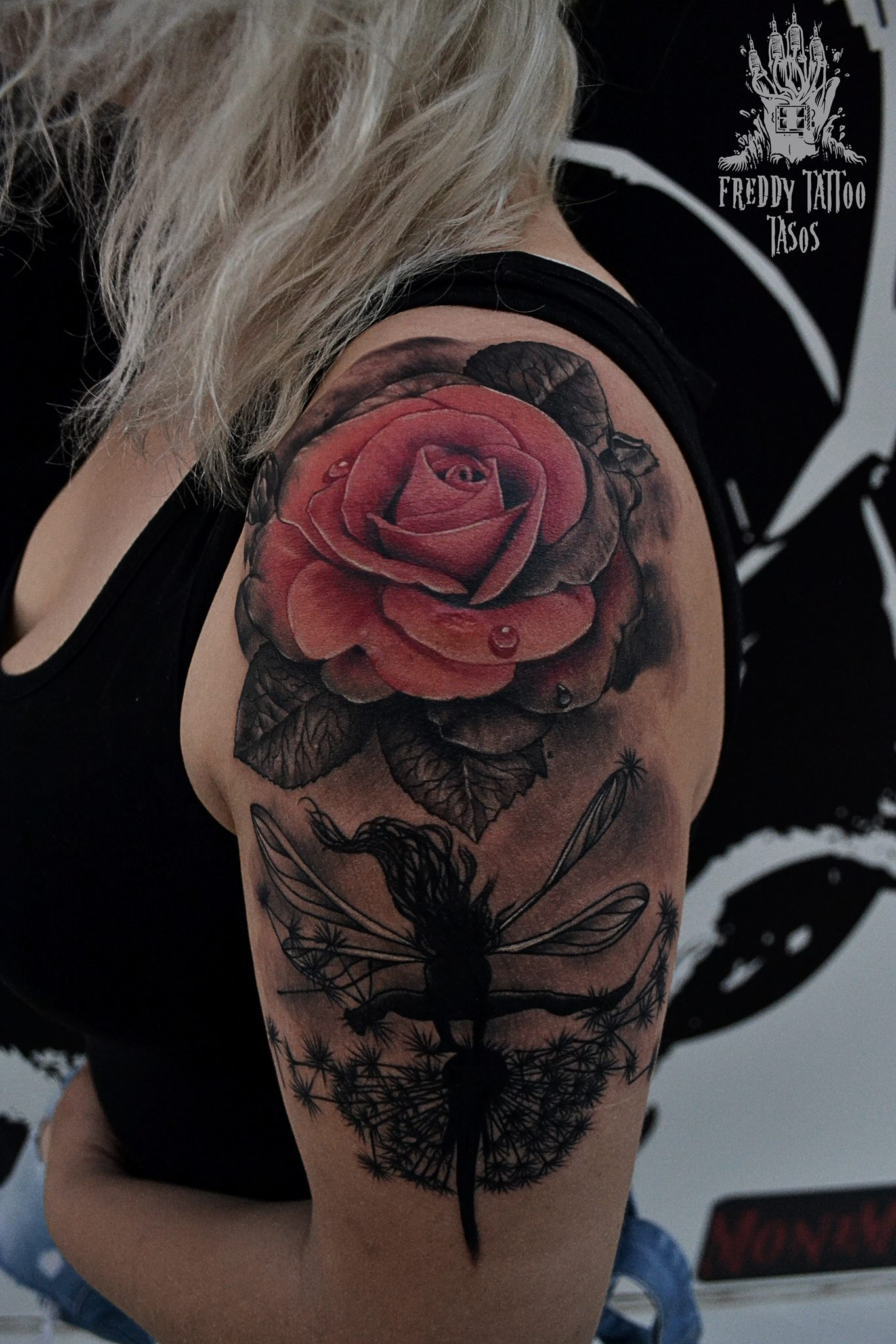 Tasos Freddy Tattoo Studio – Tattoo 200