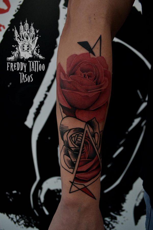Tasos Freddy Tattoo Studio – Tattoo 2001